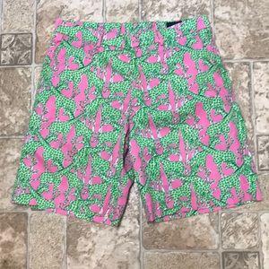 Lilly Pulitzer Everglades Shorts